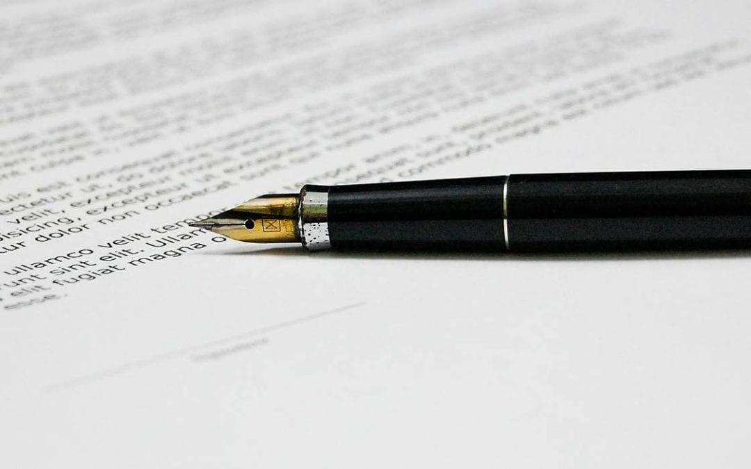 Stwierdzenie nieważności umowy