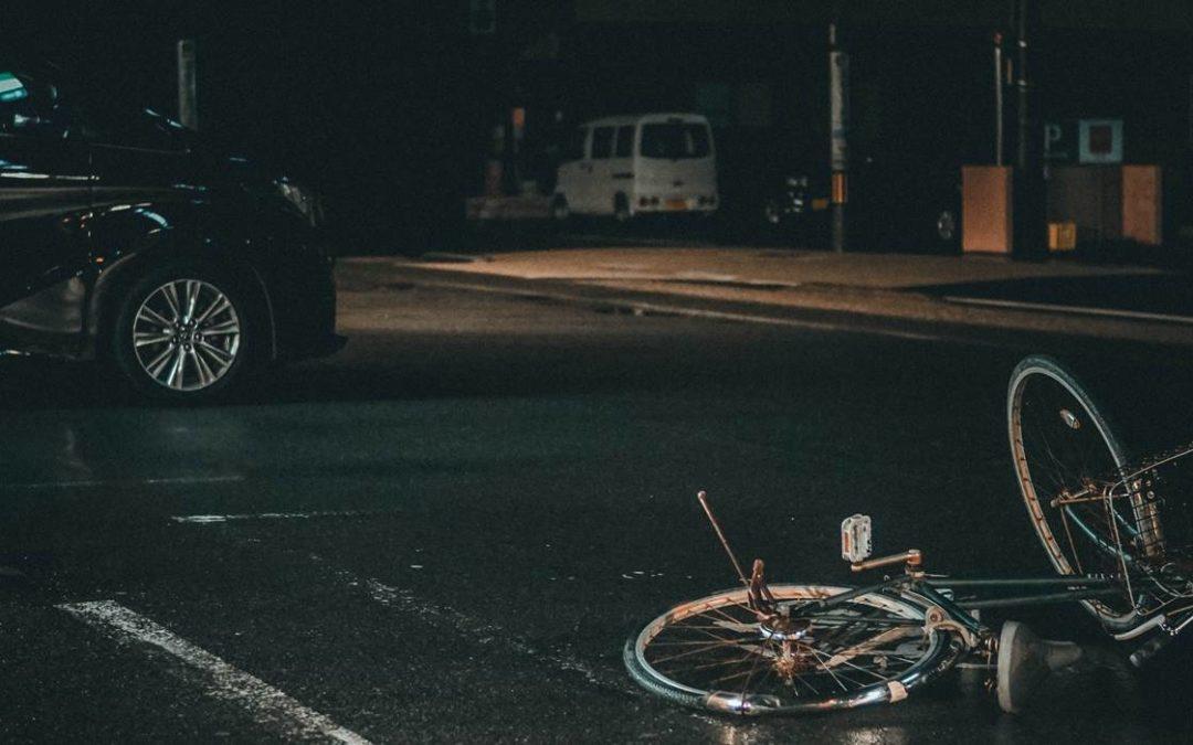 Spowodowanie wypadku pod wpływem alkoholu